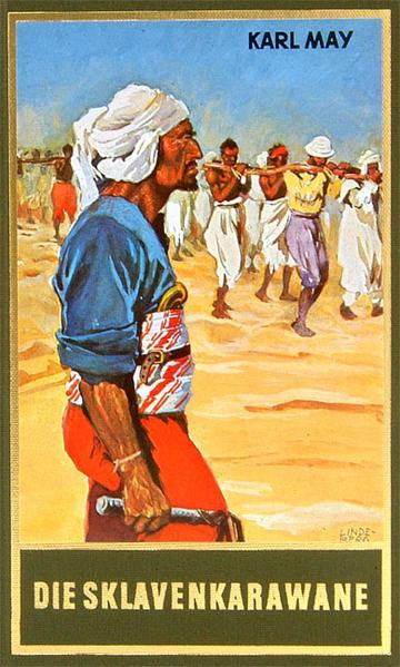 Die Sklavenkarawane als Buch
