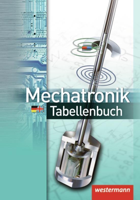 Mechatronik Tabellenbuch als Buch