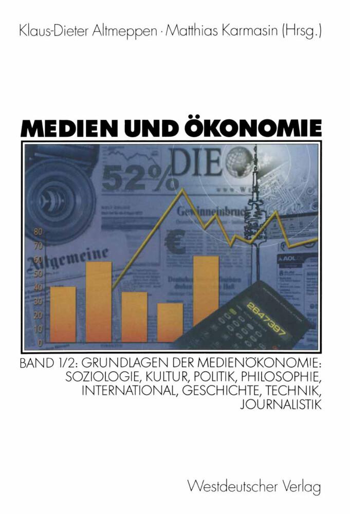 Medien und Ökonomie 1/2 als Buch