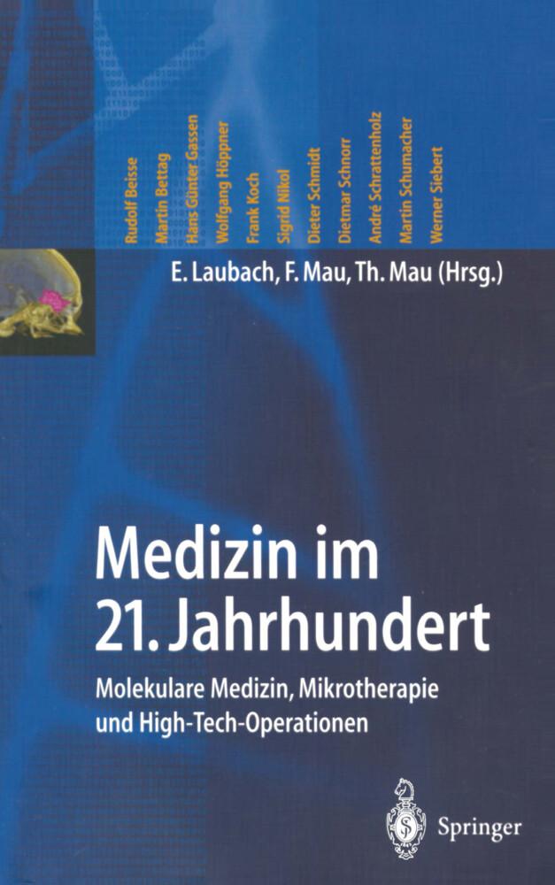 Medizin im 21. Jahrhundert als Buch
