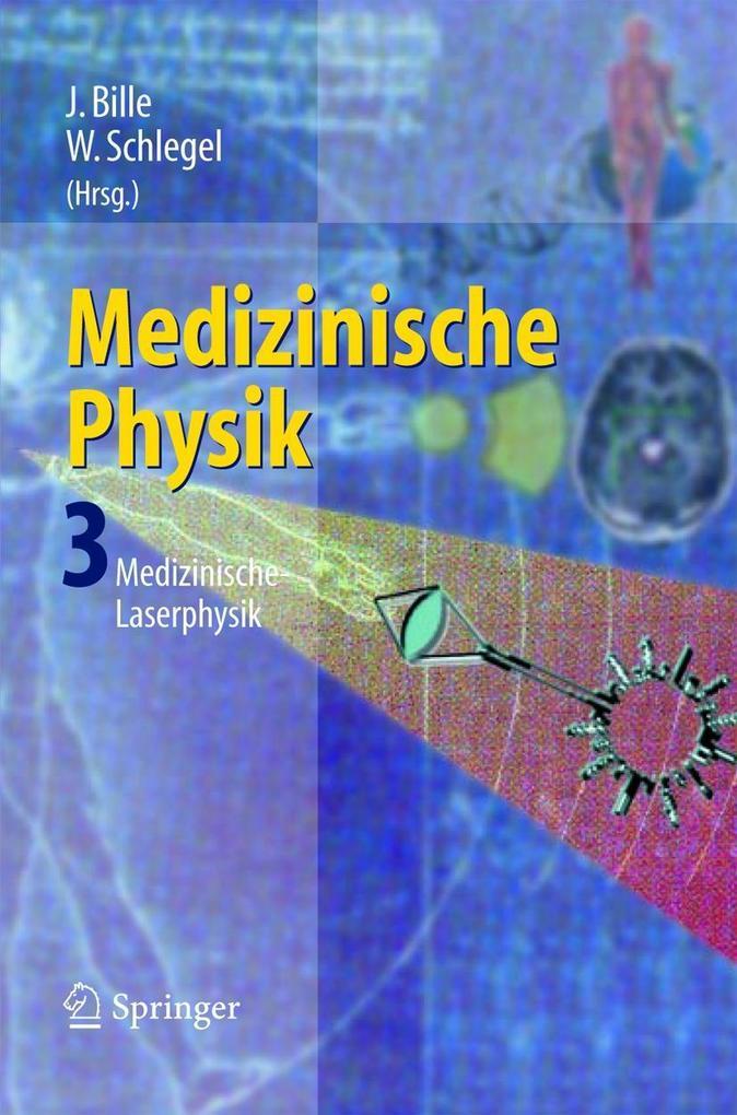 Medizinische Physik 3 als Buch