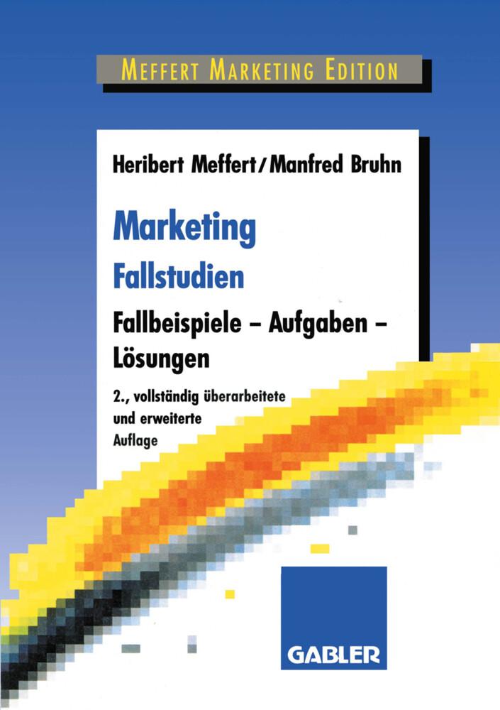 Fallstudien zum Marketing als Buch
