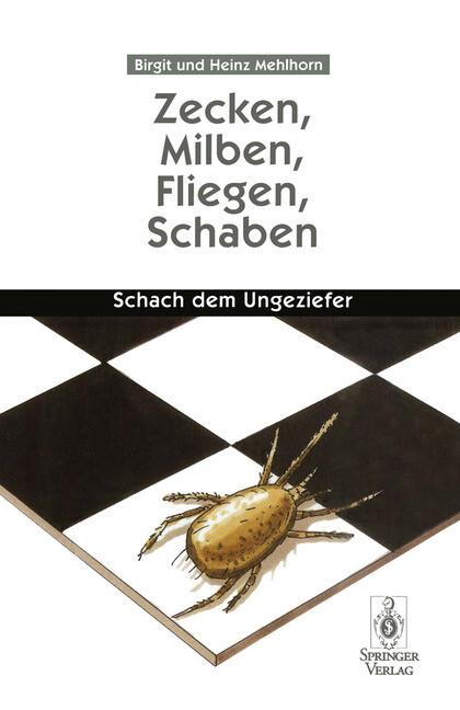 Zecken, Milben, Fliegen, Schaben als Buch