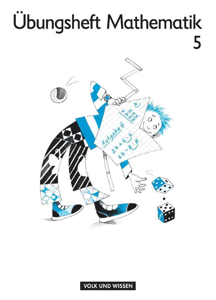 Mein Mathematikbuch 5. Übungsheft als Buch