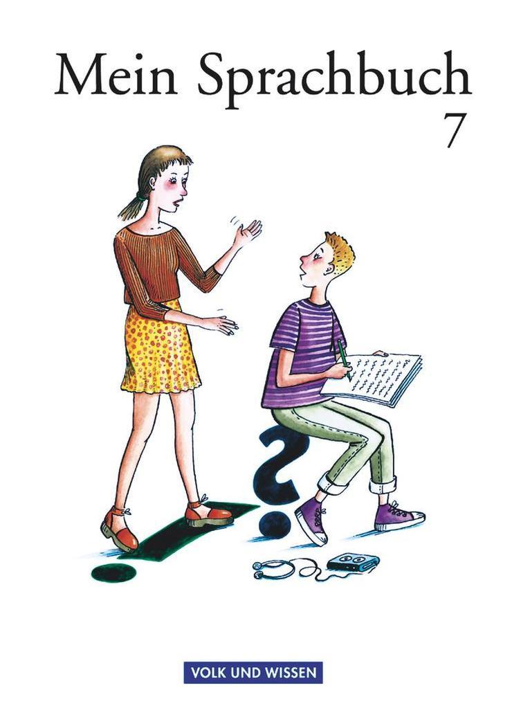 Mein Sprachbuch 7. RSR als Buch