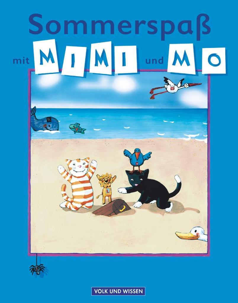 Meine Fibel. Sommerspaß mit Mimi und Mo als Buch