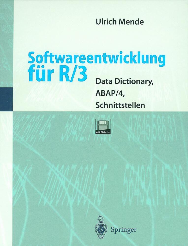 Softwareentwicklung für R/3 als Buch