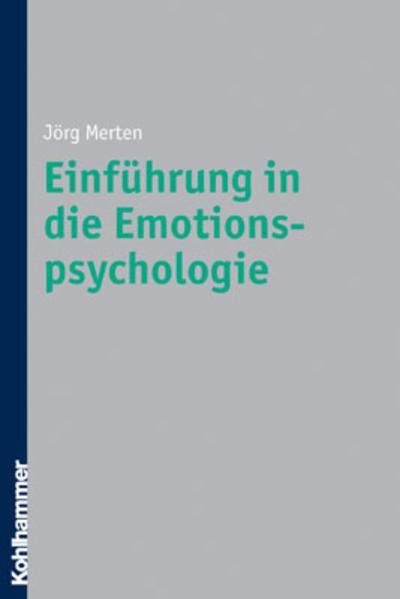 Einführung in die Emotionspsychologie als Buch
