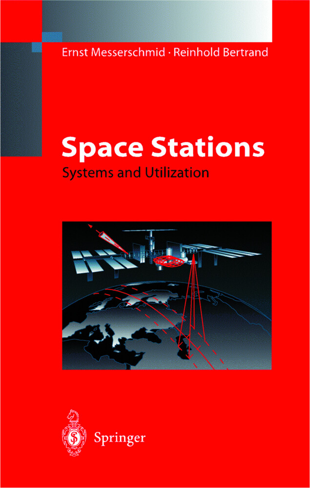 Space Stations als Buch