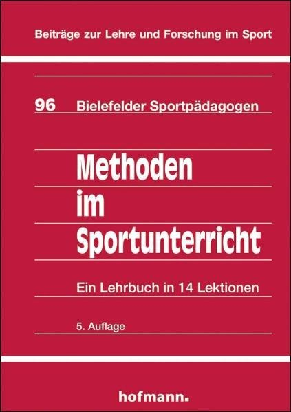 Methoden im Sportunterricht als Buch
