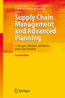 Supply Chain Management and Advanced Planning