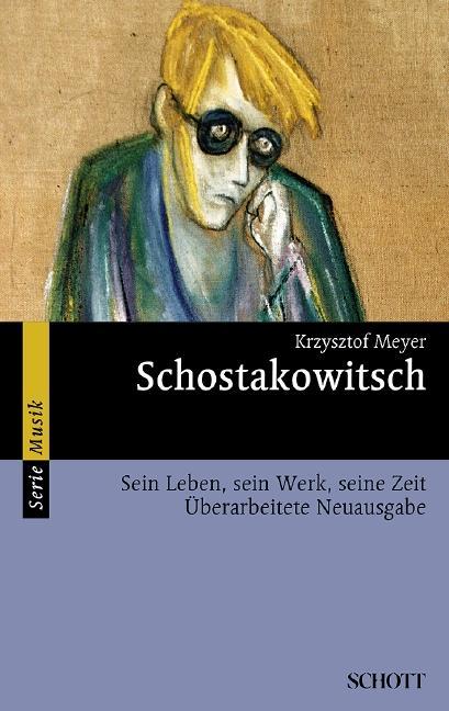 Dmitri Schostakowitsch als Buch
