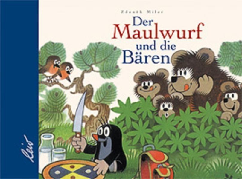 Der Maulwurf und die Bären als Buch