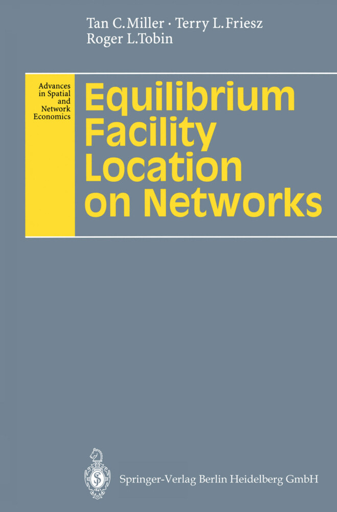 Equilibrium Facility Location on Networks als Buch