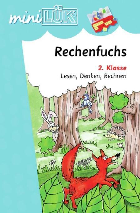 miniLÜK Rechenfuchs 2 als Buch