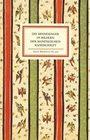Die Minnesinger ( Minnesänger) in Bildern der Manessischen Handschrift
