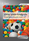Kleine Spiele-Fundgrube für den Sportunterricht