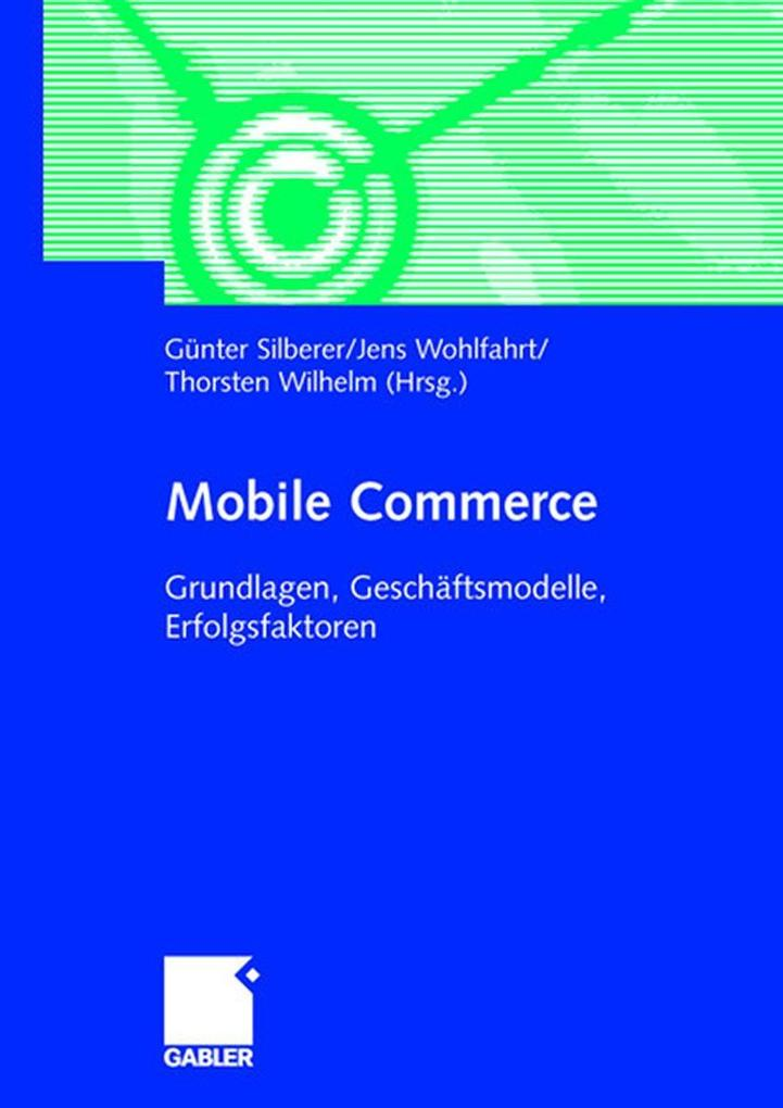 Mobile Commerce als Buch
