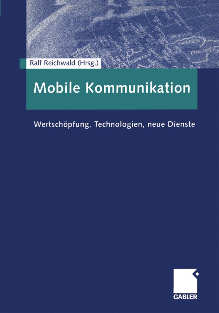 Mobile Kommunikation als Buch