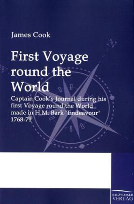 First Voyage round the World als Buch