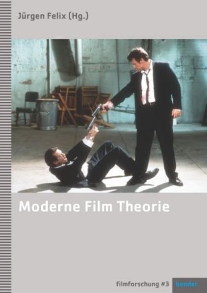 Moderne Film Theorie als Buch