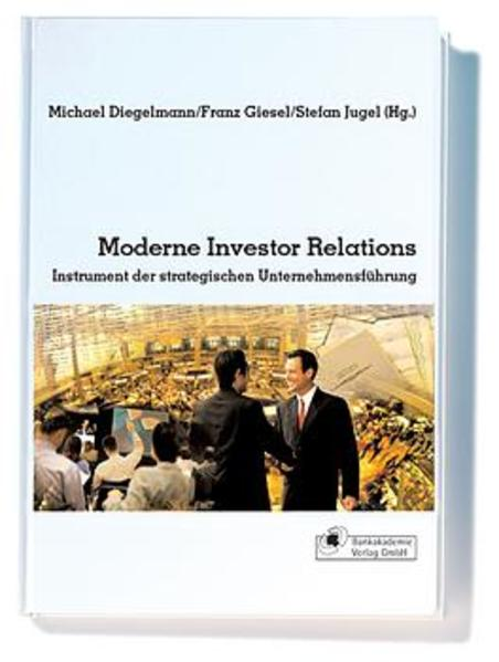 Moderne Investor Relations als Buch