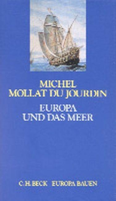 Europa und das Meer als Buch