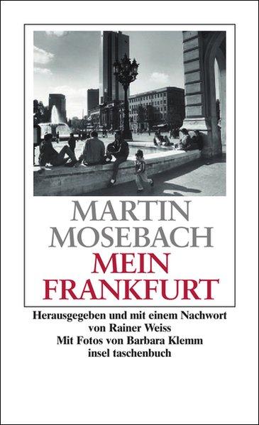 Mein Frankfurt als Taschenbuch