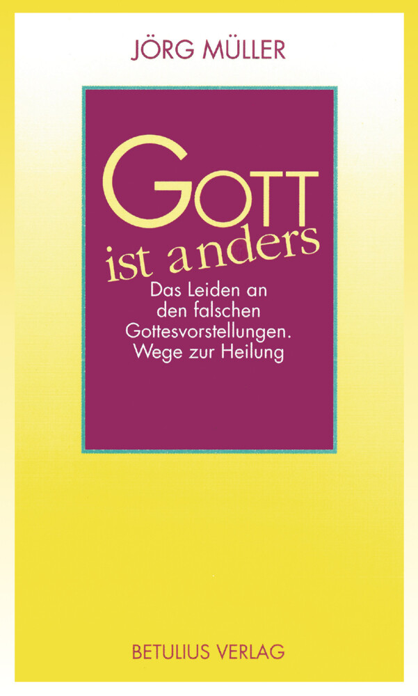Gott ist anders als Buch