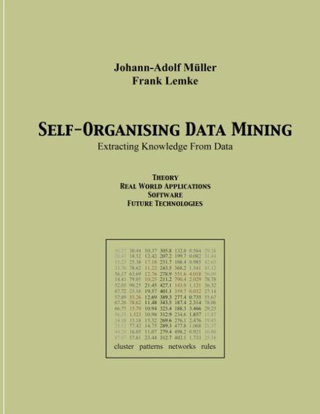 Self Organising Data Minig als Buch