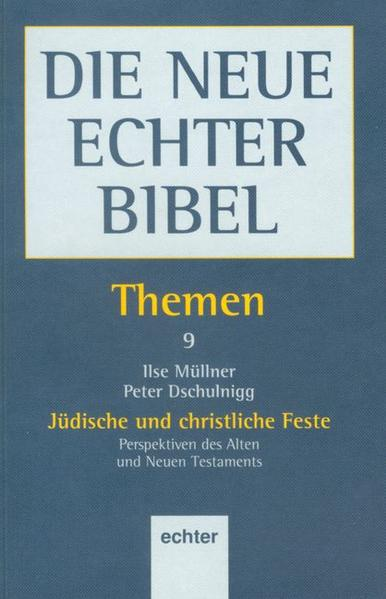 Themen / Jüdische und christliche Feste als Buch