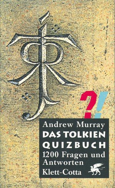 Das Tolkien Quizbuch als Buch