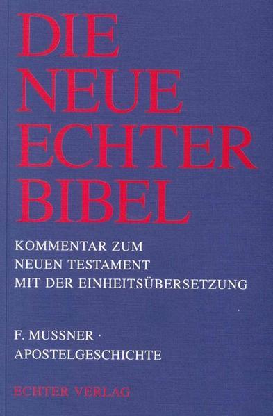 Apostelgeschichte als Buch