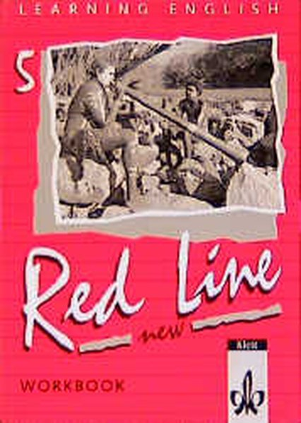 Learning English. Red Line 5. New. Workbook als Buch