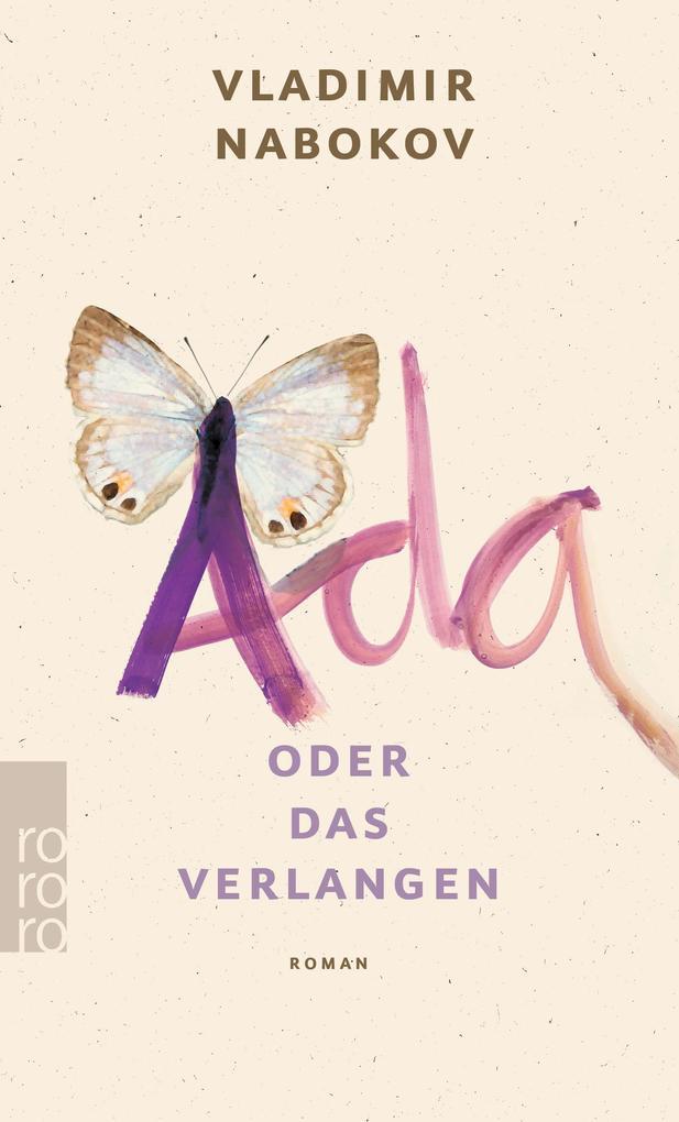 Ada oder Das Verlangen als Taschenbuch