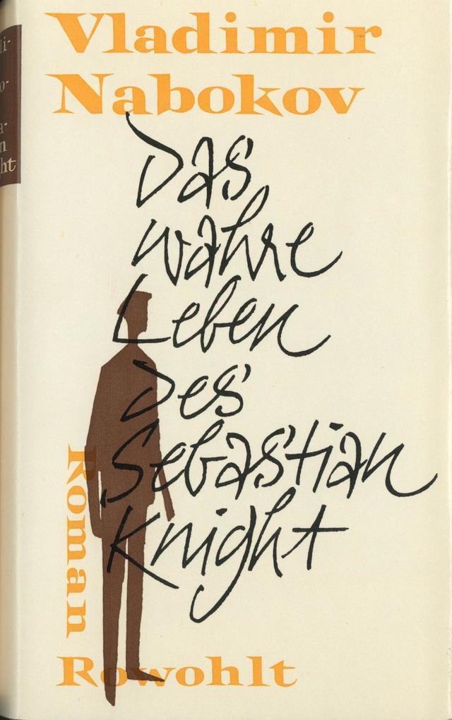 Das wahre Leben des Sebastian Knight als Buch