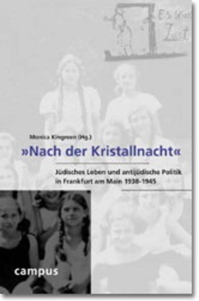 Nach der Kristallnacht als Buch