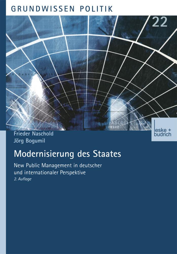 Modernisierung des Staates als Buch