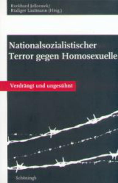 Nationalsozialistischer Terror gegen Homosexuelle als Buch