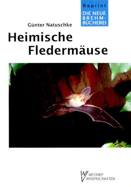 Heimische Fledermäuse als Buch