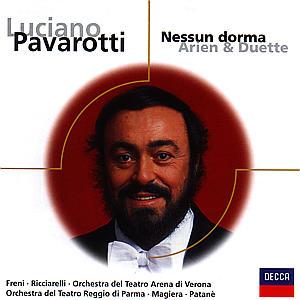 Nessun Dorma-Arien & Duette als CD