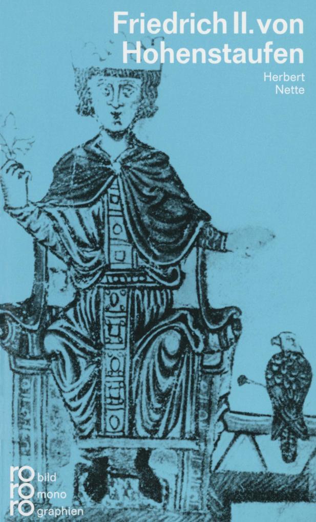 Friedrich II. von Hohenstaufen als Taschenbuch