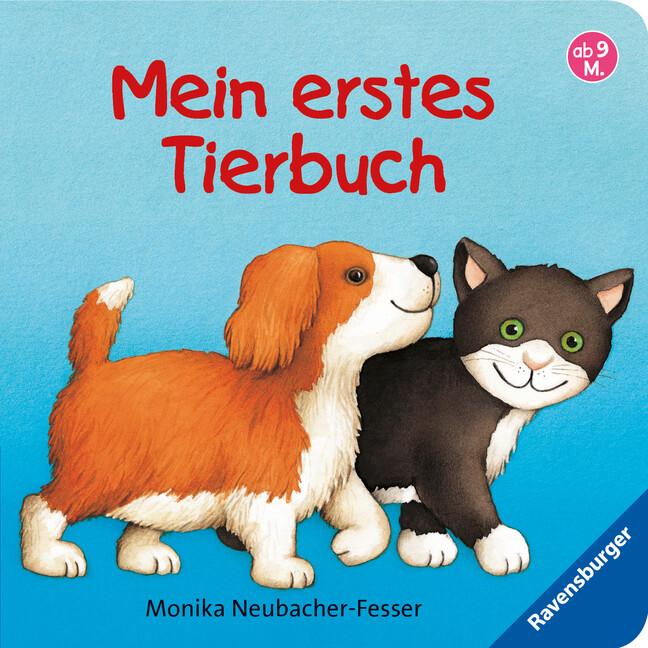 Mein erstes Tierbuch als Buch