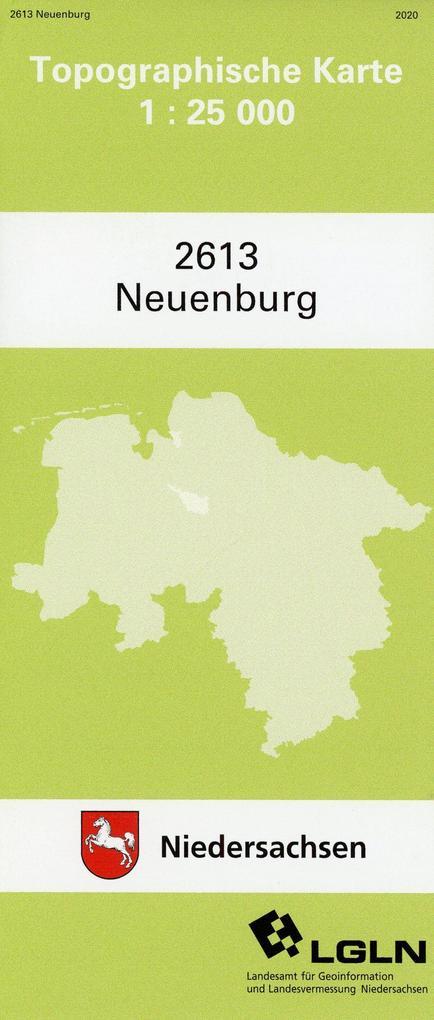Neuenburg 1 : 25 000 als Buch