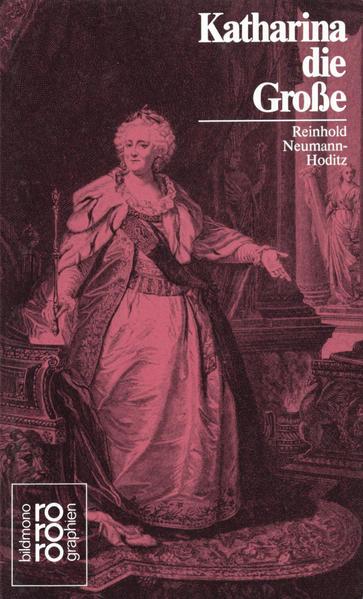Katharina II. die Große als Taschenbuch