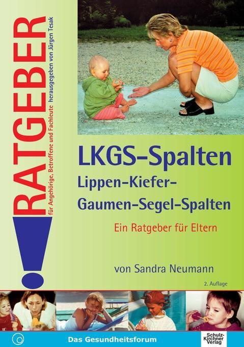 Lippen-Kiefer-Gaumen-Segelspalten (LKGS) als Buch
