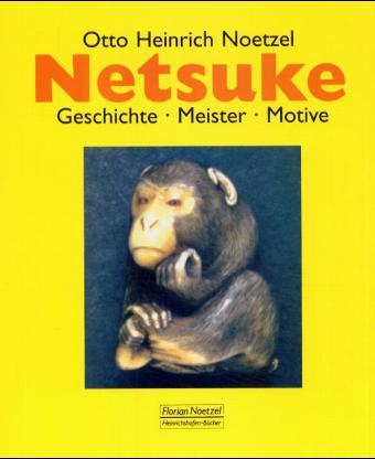 Netsuke als Buch