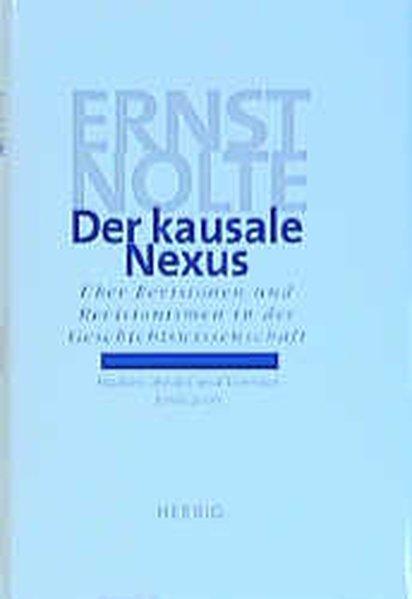 Der kausale Nexus als Buch