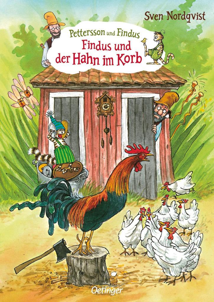 Findus und der Hahn im Korb als Buch
