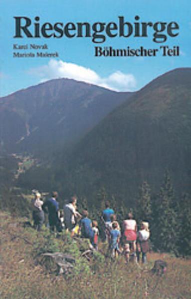 Riesengebirge. Böhmischer Teil als Buch